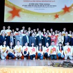 GYLN members at the Sunwah and VNU Social Services Day 2015 in Hanoi