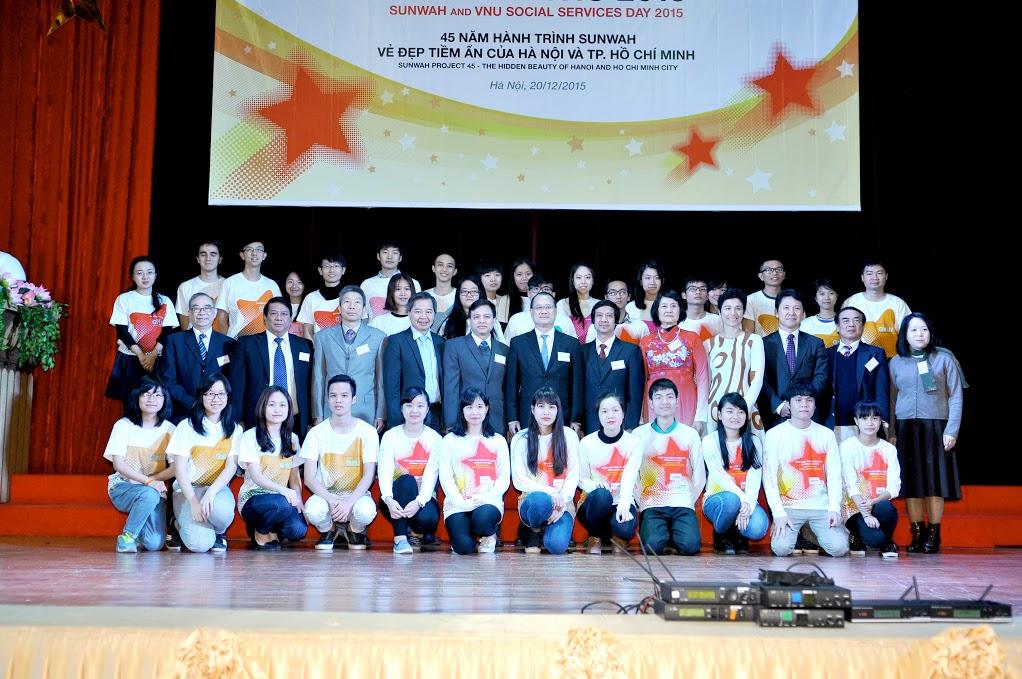 [Sunwah GYLN HCMC] Sunwah GYLN Summit 2015 in Hanoi