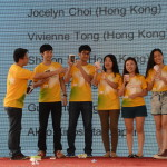 GYLN members in the Marketing Contest in HCMC