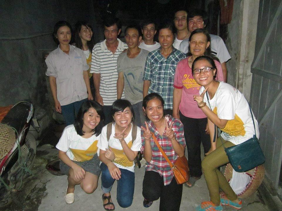 [Sunwah GYLN Hanoi] Mid-Autumn Festival activity