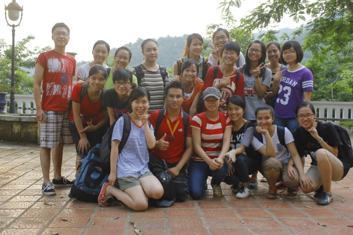 [Sunwah GYLN Hanoi] Teamwork and Leadership Camp 2014: Unforgettable lessons on how to connect and work smoothly with teammates