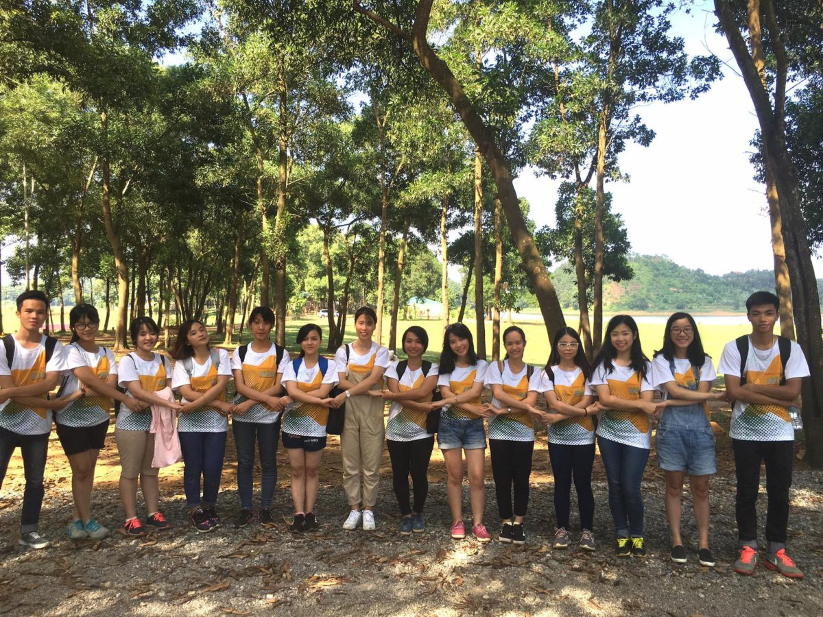 [Sunwah GYLN Hanoi ] Teamwork Training Report