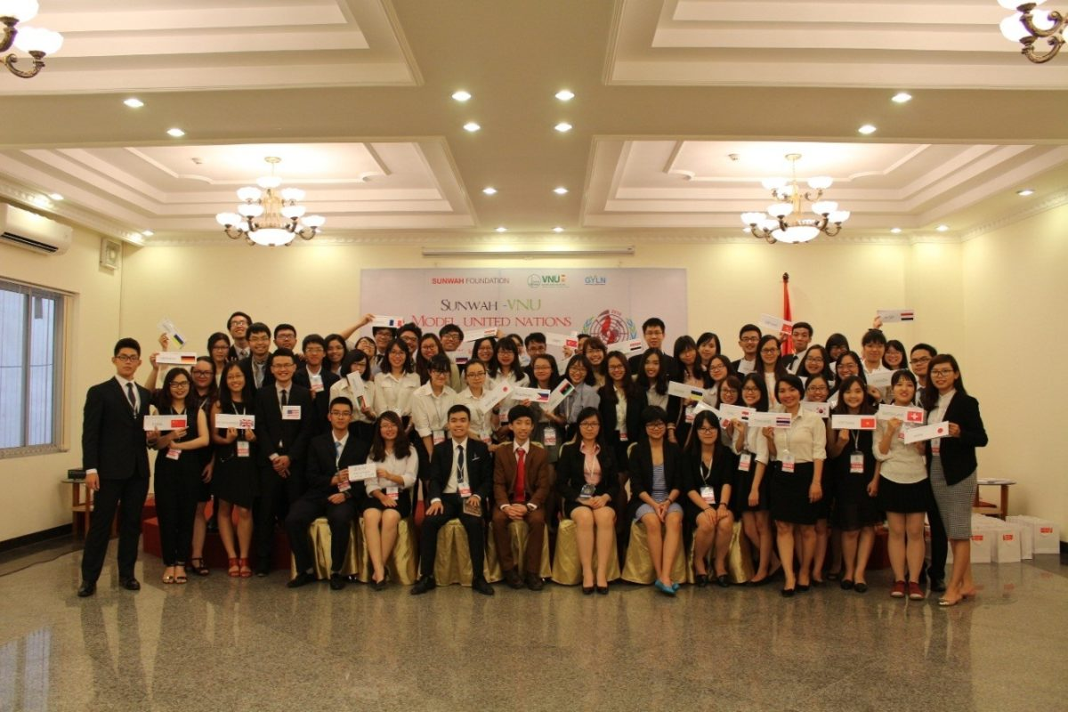 [Sunwah GYLN Hanoi] SUNWAH-VNU Model United Nations 2016