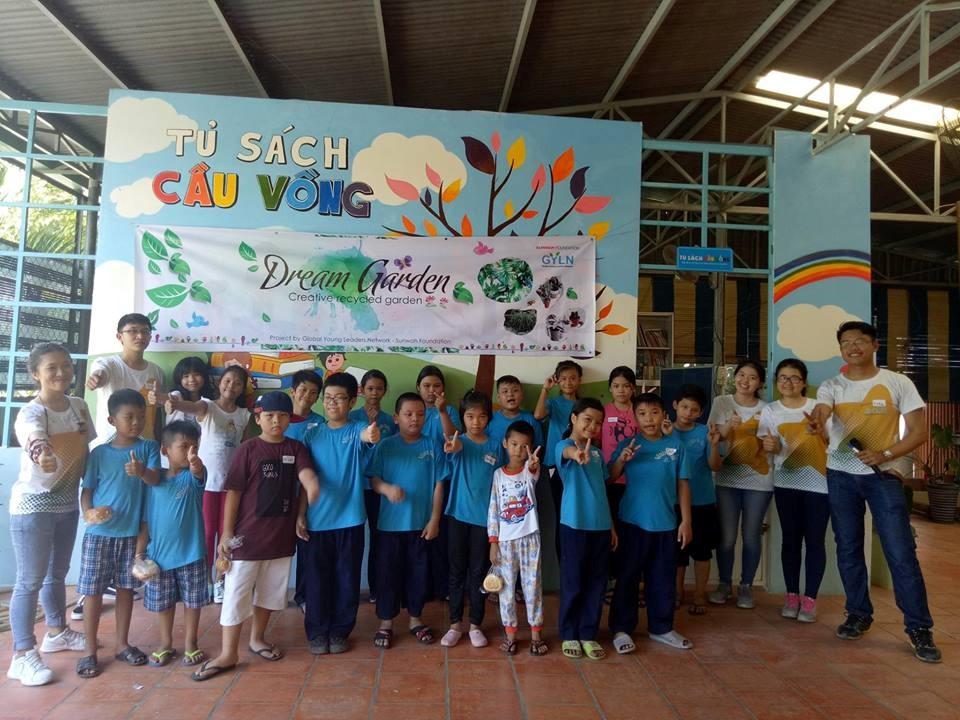 [Sunwah GYLN HCMC] Dream Garden Project _ Phase 1