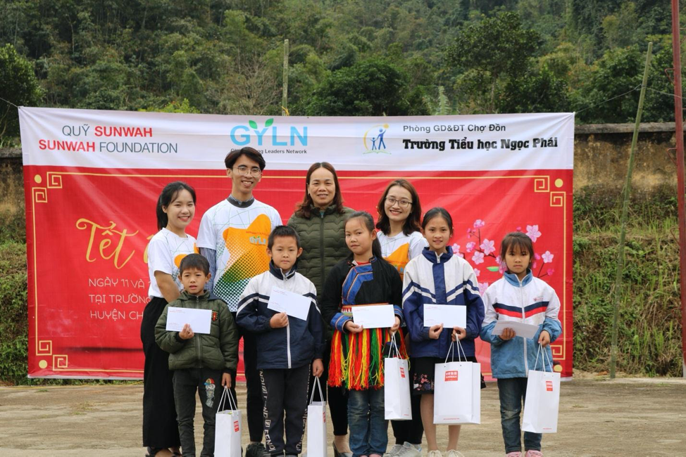 [Sunwah GYLN Hanoi Chapter] Warm Tet 2020 for children